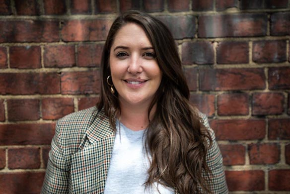 Jess Brennan - Media Manager