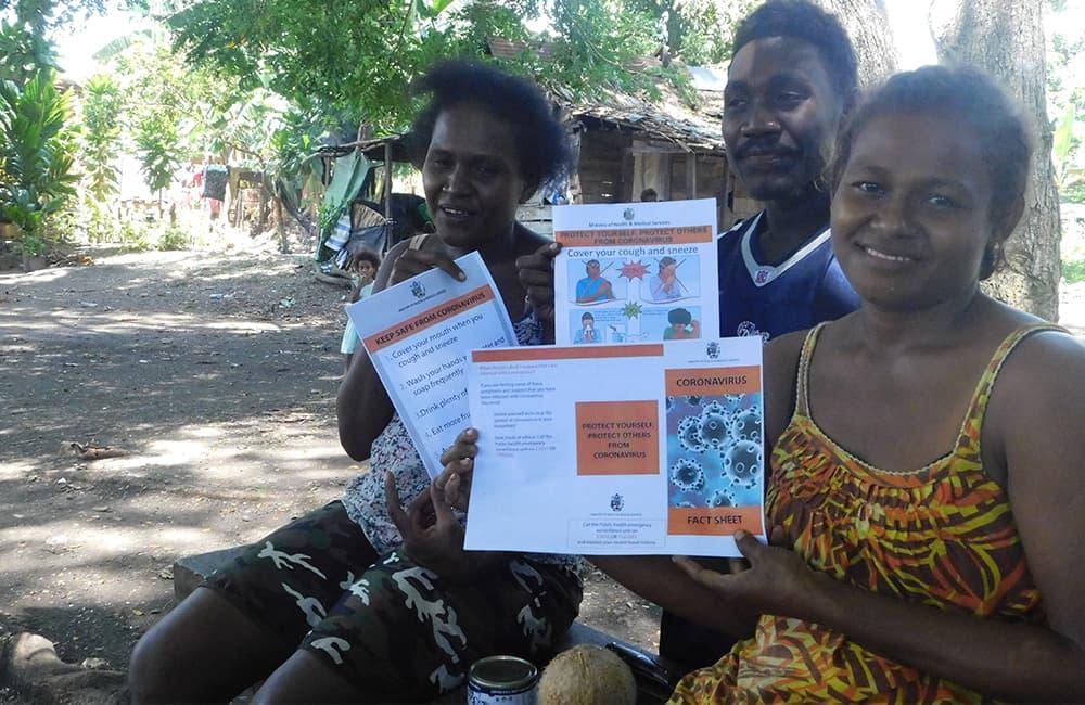Fighting COVID-19 in Solomon Islands – Save the Children Australia